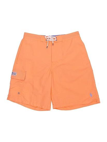 198153a8dae5e Ralph Lauren Polo Men's 8½-Inch Kailua Swim Trunks: Amazon.co.uk: Clothing
