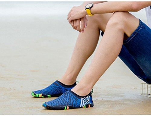 ... Vimedea Kvinner Barn Menn Komfort Snorkling Dykking Vannsport Barbeint  Quick-tørr Aqua Yoga Sokker Trenings