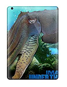 Brand New Air Defender Case For Ipad (imax Under The Sea (6))