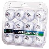 LinksWalker NCAA Gonzaga Bulldogs - Dozen Golf Balls