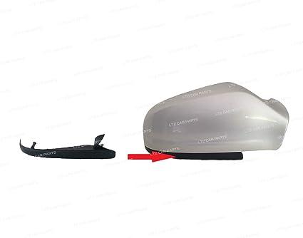 Happt Adecuado para Opel Astra Vauxhall Opel Astra H MK5 04-09 Base De Carcasa De Espejo Reversible Improvement