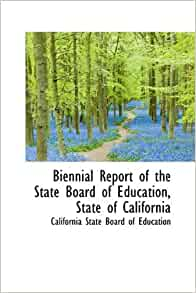 Biennial Report Kansas State Board Agriculture