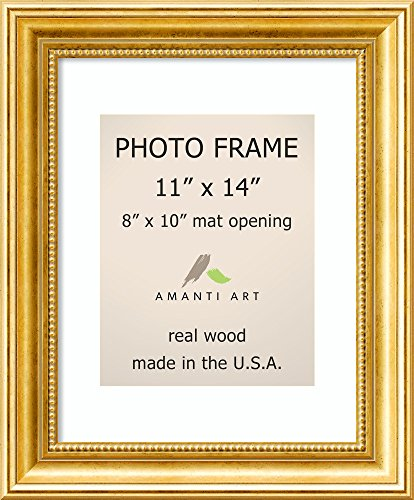 Picture Frame, 11x14 Matted to 8x10