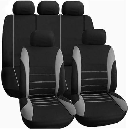 Walking Tiger Auto Sitzbezug Set Polyester 9 Stück Auto Zubehör Automotive Stuhl Fall Protector Auto