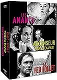 Coffret Jeanne Moreau & Louis Malle (Les amants ; Ascenseur pour l'echafaud ; Le feu follet)