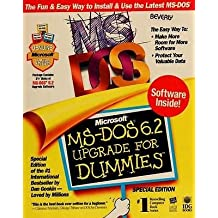 Microsoft MS-DOS 6.2 Upgrade for Dummies