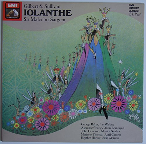 Gilbert & Sullivan - Iolanthe - 12