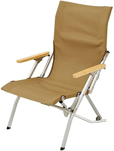 Reviewed: Snow Peak Low Chair Khaki One Size