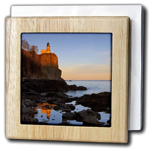 UPC 190133006212, 3dRose nh_91374_1 Split Rock Lighthouse, Two Harbors, Minnesota US24 CHA0071 Chuck Haney Wall Art, Natural