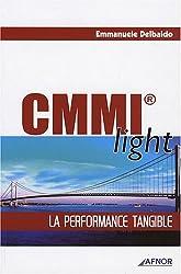 CMMI light : La performance tangible