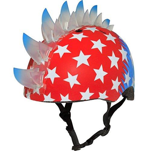 Raskullz Mohawk Toddler 3+ and Child 5+ Helmets