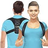 Posture Corrector for Men and Women - Upper Back Brace...