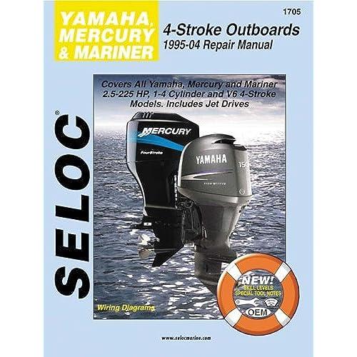 mercury outboard manual amazon com rh amazon com Mercury ManualsOnline mercury optimax manual pdf