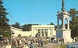 COLLECTIBLE POSTCARD: GOLDEN GATE PARK /SAN FRANCISCO /CALIFORNIA