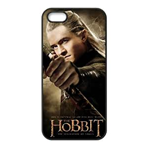 iPhone 5 5s Cell Phone Case Black The Hobbit Phone cover T7421608