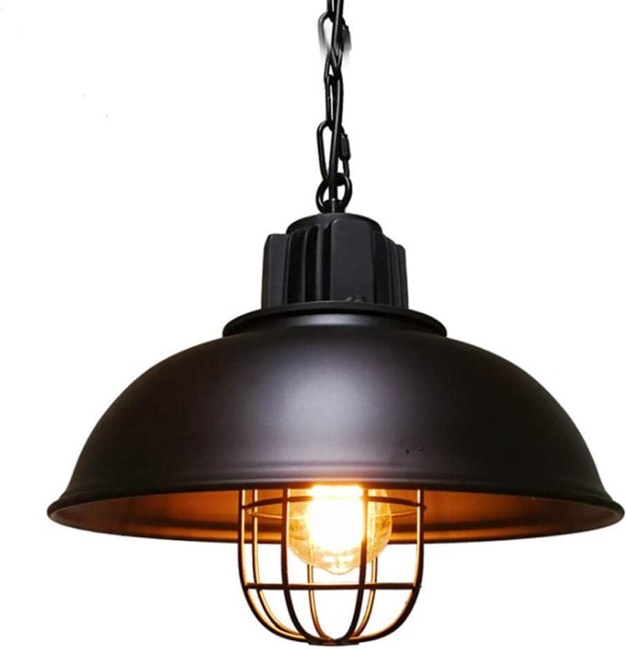 Loft Industrial Rustic Chandelier Coffee Shop Bar Restaurant rustic lamp Indoor home Black Color vintage pendant lamp antique