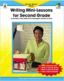 Amazon com: Writing Mini-Lessons for Second Grade: The Four-Blocks