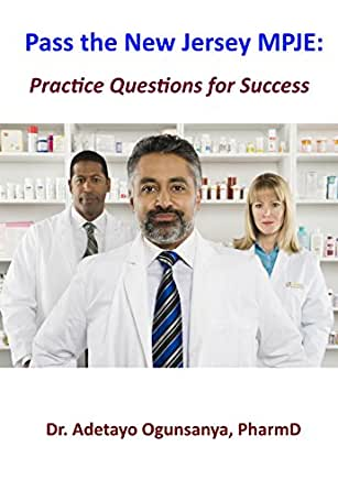 Pass the New Jersey MPJE: Practice Questions for Success - Kindle ...