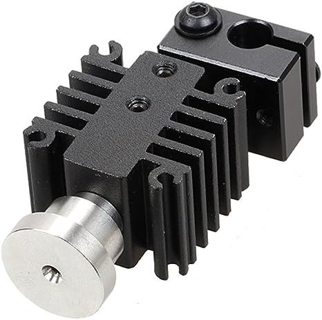 KESOTO para Impresora 3D V6 J-Head Hotend + Ventilador De ...