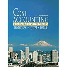Amazon charles t horngren managerial accounting books cost accounting a managerial emphasis fandeluxe Choice Image