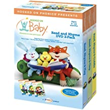Hooked on Baby DVD 3 Pack