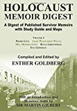 img - for Holocaust Memoir Digest Volume 3: A Digest of Published Survivor Memoirs with Study Guide and Maps book / textbook / text book
