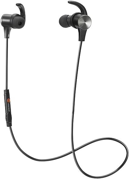 TaoTronics New ITTT BH07 Cuffie Bluetooth 4.1 Magnetiche Ipx5 Impermeabili