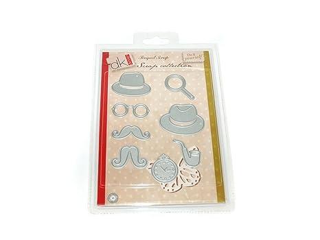 Scrap Collection 2501109 Señor - Troquel para scrapbooking