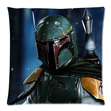 Trendsetter Bounty Hunter Star Wars DIY funda de almohada ...