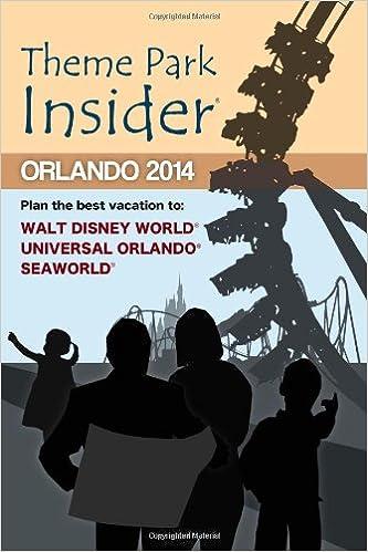 Book Theme Park Insider: Orlando 2014