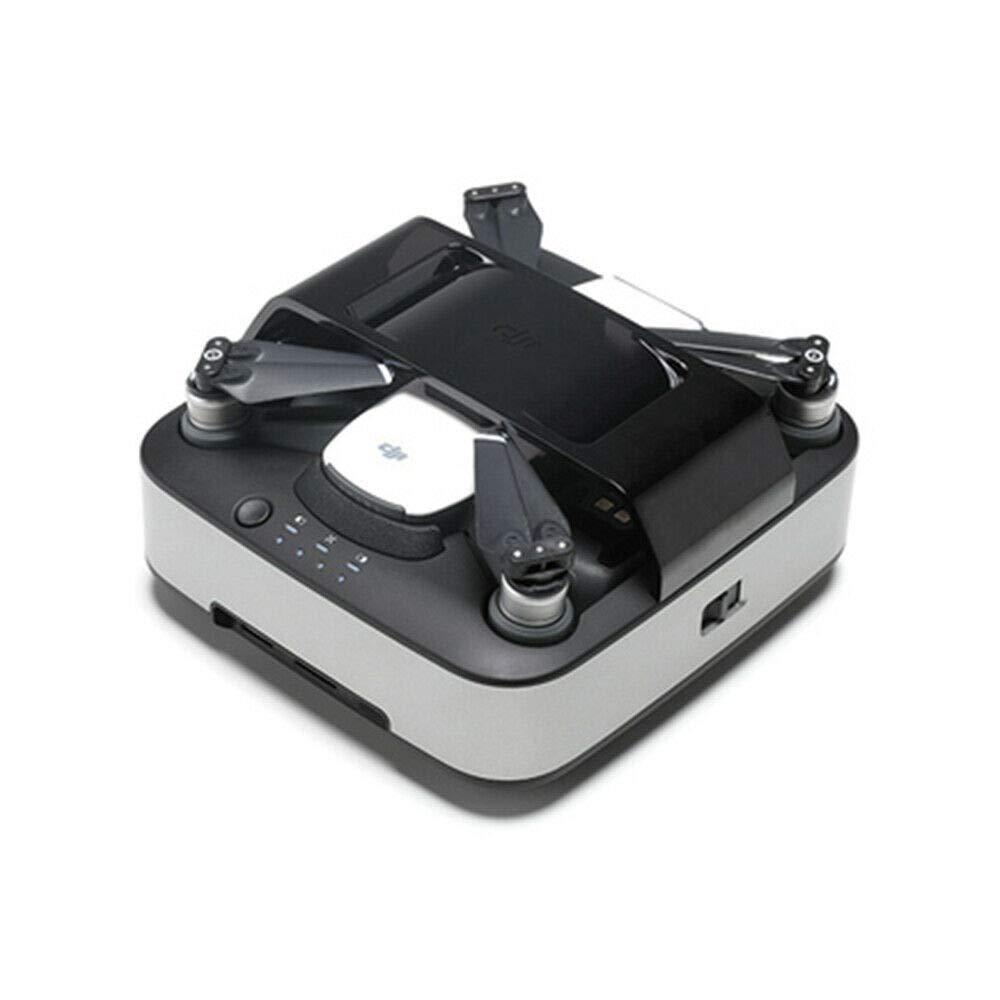 Koeoep オリジナルDJIスパークポータブル充電ステーションスパークドローン用インテリジェントフライトバッテリーチャージャー(3個のバッテリーを充電)-DJI Part#22   B07RY6MFCM
