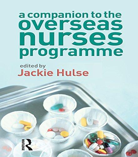 A Companion to the Overseas Nurses Programme Pdf