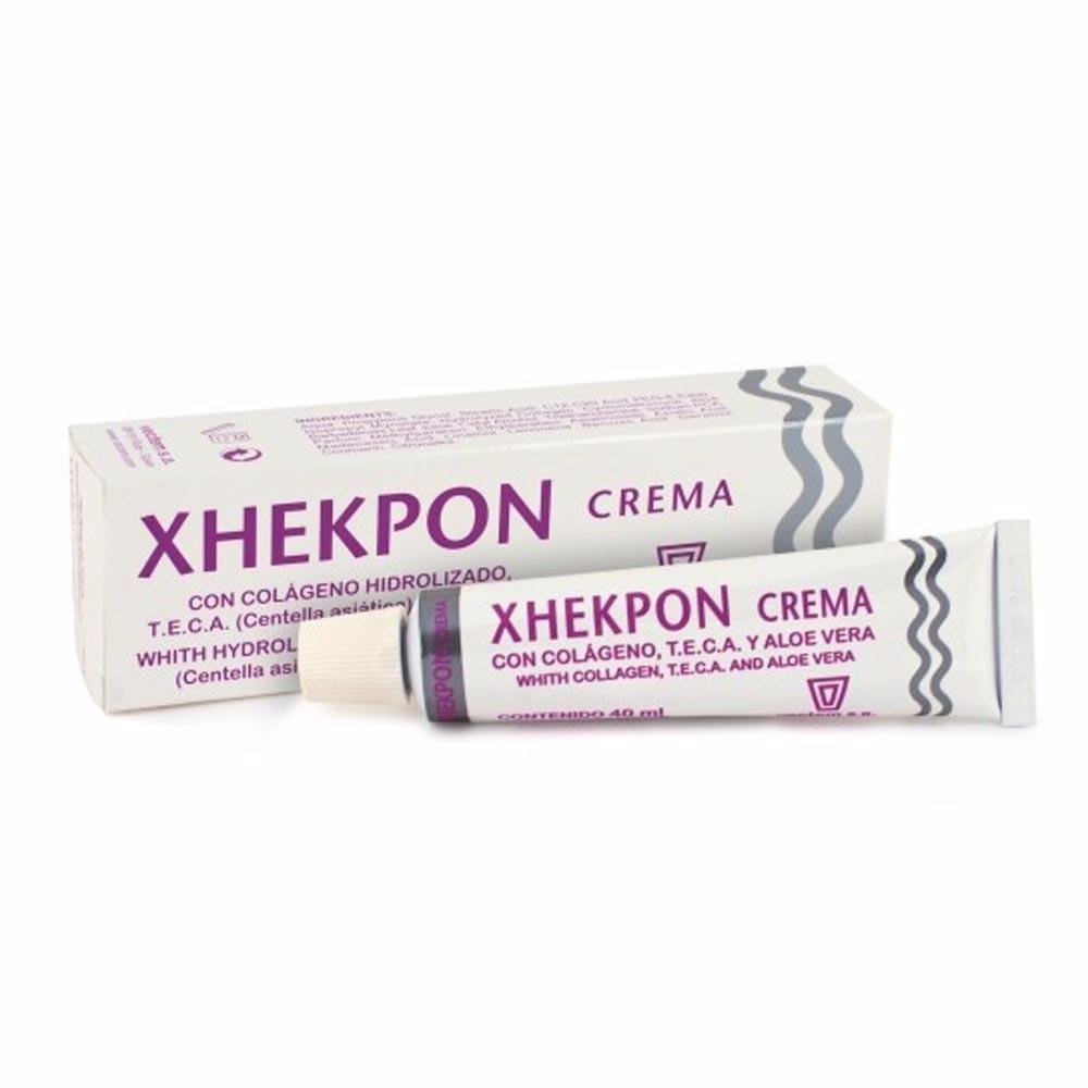 Xhekpon Cream Facial Neck Collagenum 40g CAPITAL SHOPS