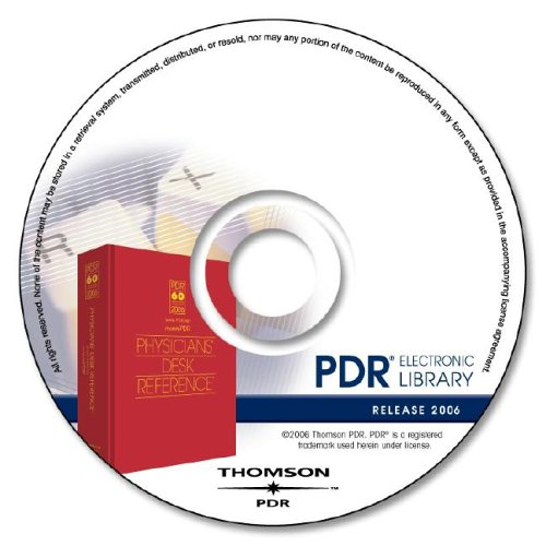 PDR Electronic Library 2006