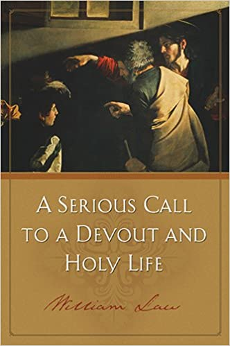 Book A Serious Call to a Devout and Holy Life