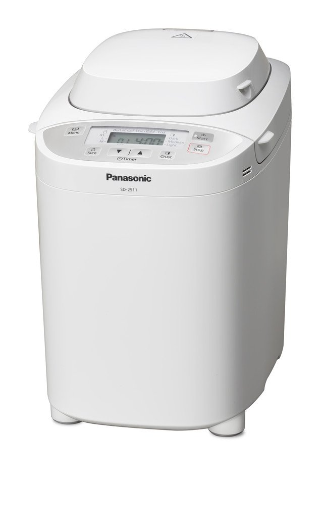 panasonic sd 2511w multi function bread maker white amazon co uk