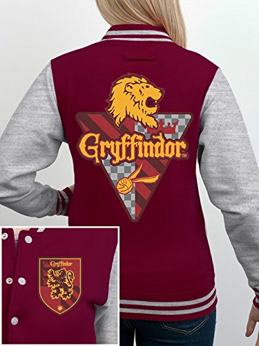 I-D-C CID Harry Potter-House Gryffindor – Chaqueta Hombre, Hombre, Harry Potter -