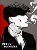 Poster 60 x 80 cm: Peaky Blinders - Tommy Shelby (Art Print) di 2ToastDesign - Stampa Artistica Professionale, Nuovo Poster Artistico