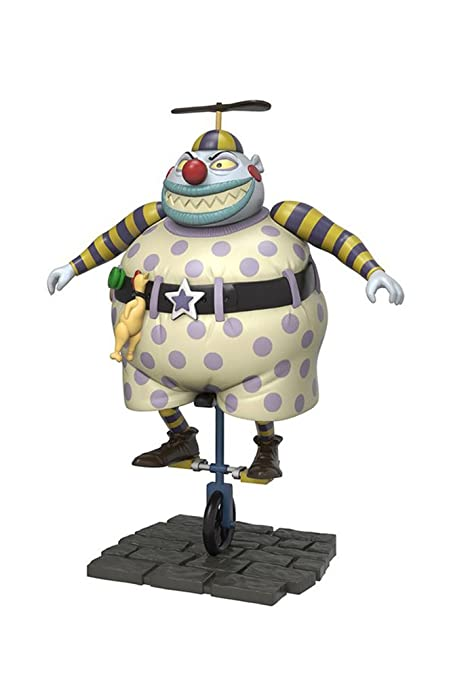 Nightmare Before Christmas Clown With A Tear Away Face.Amazon Com The Nightmare Before Christmas Clown Tear Away