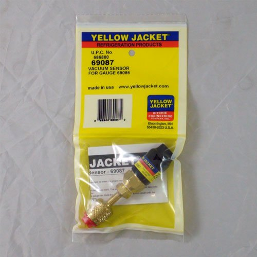 Yellow Jacket 69087 Replacement Vacuum Sensor for Gauge 69086