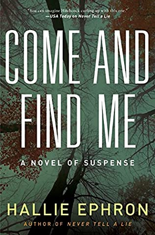 book cover of Come and Find Me