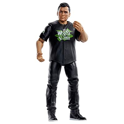 WWE Shane McMahon Wrestlemania 36 Mattel Action Figure Multi: Toys & Games