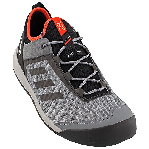 dfebeac75 adidas outdoor Men s Terrex Swift Solo Vista Grey Chalk White Energy  Athletic Shoe - Buy Online in Oman.