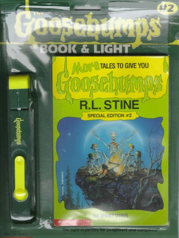 More tales to give you goosebumps ten spooky stories goosebumps more tales to give you goosebumps ten spooky stories goosebumps book light special edition no 2 r l stine 9780590266031 amazon books fandeluxe Images