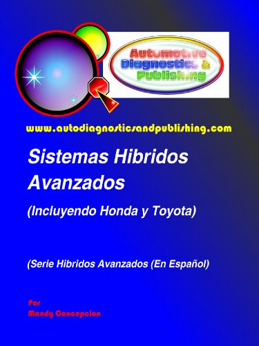 Sistemas Automotrices Híbridos Avanzados (Spanish Edition) by [Concepcion, Mandy]