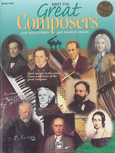 Meet the Great Composers, Bk 2: Short Sessions on the Lives, Times and Music of the Great Composers (Classroom Kit), Book, Classroom Kit & CD (Learning Link) ()