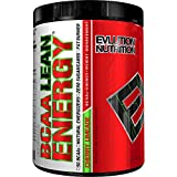 Evlution Nutrition BCAA Lean Energy - High Performance, Energizing Amino Acid Supplement for Muscle Building, Recovery, and Endurance, 30 Servings (Cherry Limeade)