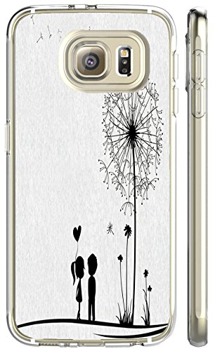 NuPro Galaxy S6 case, Nupro, Lightweight, Slim, Snap-on Case for Samsung Galaxy S6 - - Carrying Case - Frustration-Free Packaging -