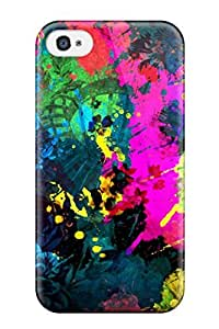 Best 9360734K27578986 4.7Iphone 6 4.7 Bright Acrylic Paint Tpu Silicone Gel Case Cover. Fits Iphone 6 4.7
