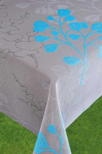 Friedola 25552 Gartentischdecke Capri, Design-Summer heart, 90 x ...